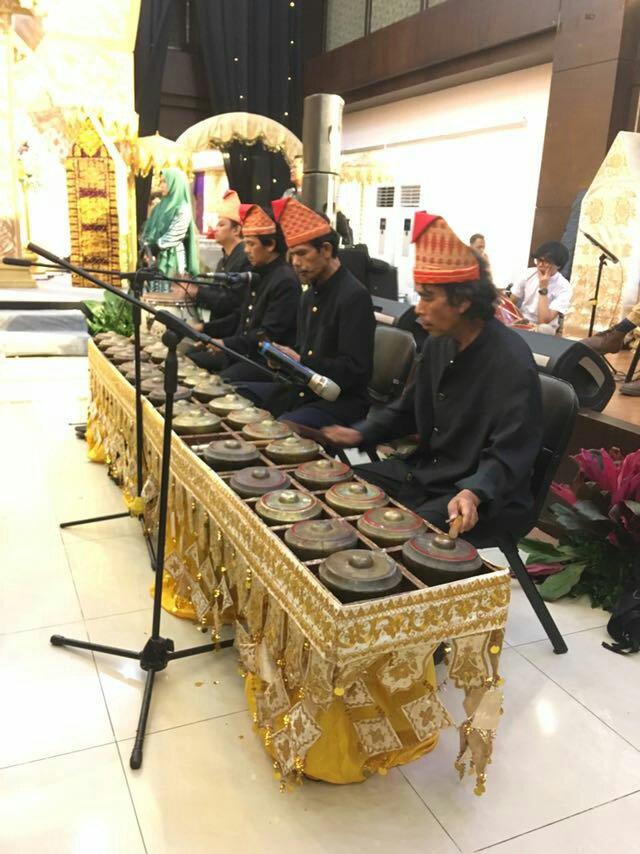 Musik Talempong Minang, Jakarta